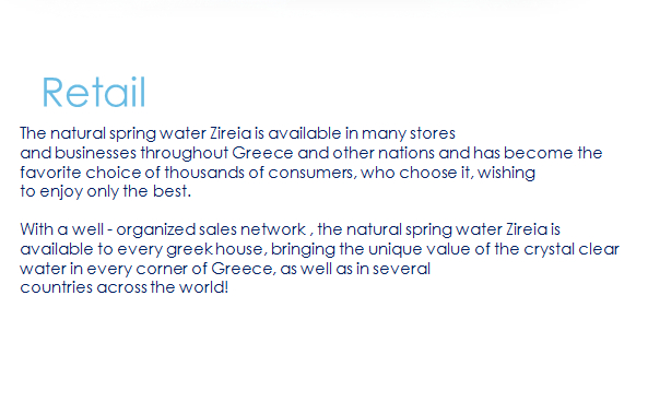 water wholesale bottled information