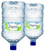 10L 2 pet bottles pack | Products | Zireia - Bottled Water